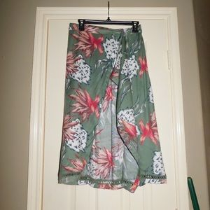 Roxy Skirts - Roxy Endless Valley Midi Skirt